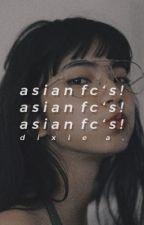 ASIAN FACE CLAIMS by kaspbracks