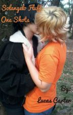 Solangelo Fluff One Shots series one by Prince_of_the_Stars