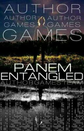 Author Games: Panem Entangled by AuthorGamesTeam