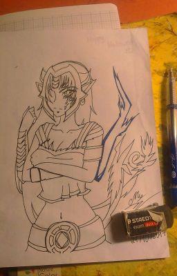 ~Nyoko's Artbook no.2~
