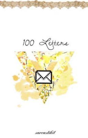 100 Letters [Dear Evan Hansen AU] (Tree Bros) by sarcastikit