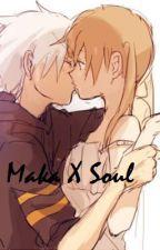 Maka x Soul by RozuxDarkness