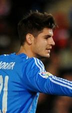 Forever and always *~* Alvaro Morata by TimeToWriteFF