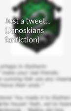 Just a tweet... (Janoskians fanfiction) by lauren_a20