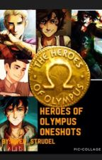 Heroes of Olympus x reader oneshots  by river_Strudel