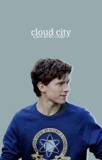 cloud city   peter parker x reader by violaeades