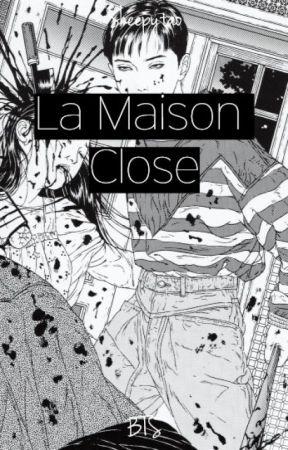 La Maison Close (BTS) by Sheepytao