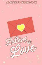 Letters Of Love by AsawaNiJeonJungkook