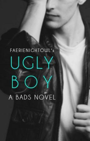 Ugly Boy by faerienightowl
