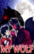 My wolf ( vantoonz)  by Zombiegirlblood