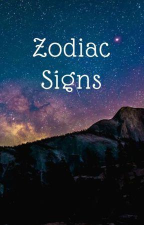Zodiac Signs by emily9278