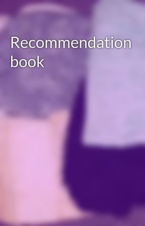 Recommendation book by jbash2005