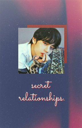 secret relationships // kth x cty by subtleshades