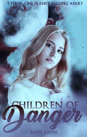 Children of danger by Itsyasunrise