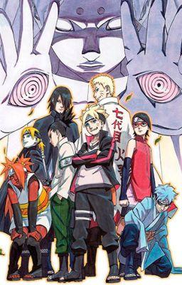 [Naruto FanFic] Boruto cuộc đi đến tương lai đứa con Soruto và đời Hokage đệ cữu