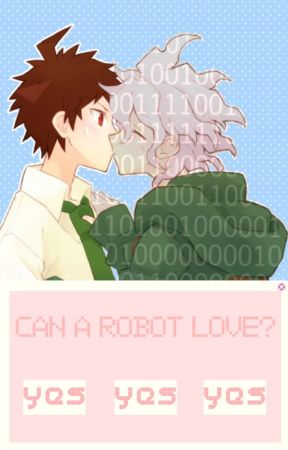 Can a Robot Love? - Komahina by Sleepy_Cuddles