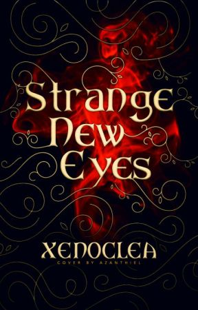 Strange New Eyes by Xenoclea