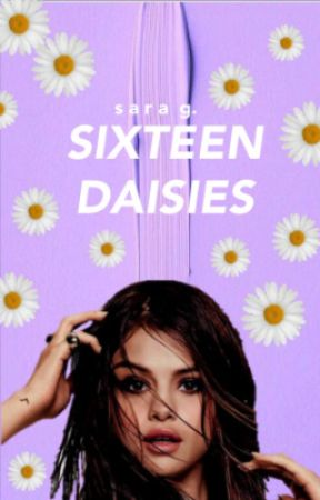 sixteen daisies by d-aazy