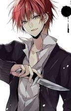 Karma x Tsundere reader [ lemon ] by I_love_anime_guys
