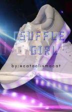 Shuffle girl by cataclismocat