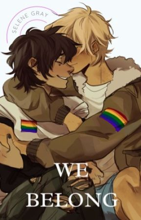 We Belong «Solangelo Omegaverse» by SeleneGray