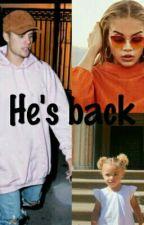 He's back//Justin Bieber by nonocsko
