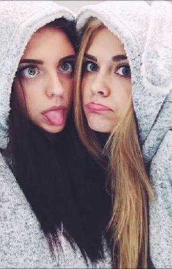 Storia di due migliori amiche kirapop1 wattpad for Disegni di due migliori amiche