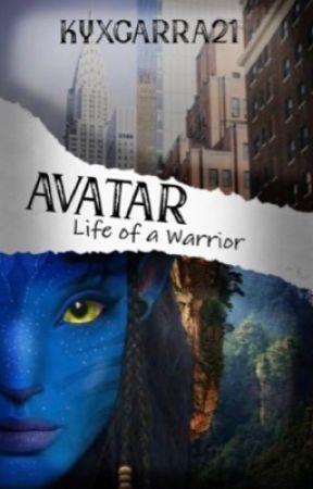 Avatar the life of a warrior  by kyxgarra21