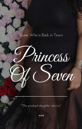 Princess of Seven by RuthyWhite