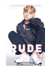 Rude ー; Vkook  by kvsaki