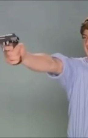 KITCHEN GUN by QuestionablyExisting