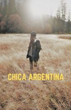 Chica Argentina. [The Walking Dead]  by httpsyoongs