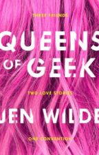 QUEENS OF GEEK (added on) by urbanmystery3
