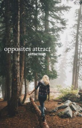 Opposites Attract by abstractroses