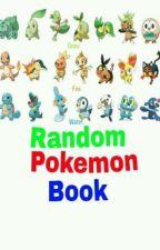 Random Pokemon Book by LittleLitten11
