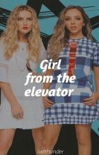 Girl from the elevator (Jerrie Thirlwards) by Lwtthunder