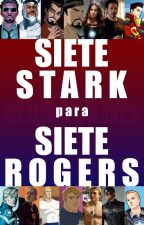 Siete Stark para Siete Rogers by aclumsykitty