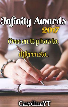 Infinity Awards 2017 by CarolinaGarciaYt