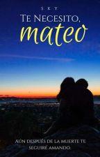 Te Necesito Mateo by BecauseSkyFullOfStar