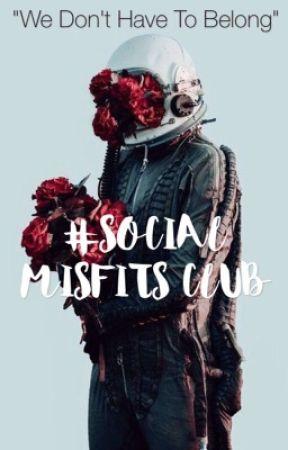 #SOCIAL MISFITS CLUB  by Socialclubmisfits