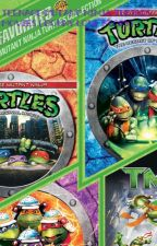 Teenage mutant ninja turtles movies ( Donny love story) by 2019shootingstar