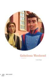 Gabelena Weekend by _paperstarss