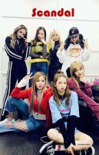 Scandal - Co-ed BTS a.f. by sevenpabosandafan