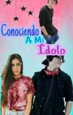 Conociendo a mi ídolo(Christopher Vélez)  by Lesly_coder_infiniti