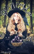 The Peculiar Witch ~{MPHFPC Fanfiction}~ by rixtonfan15
