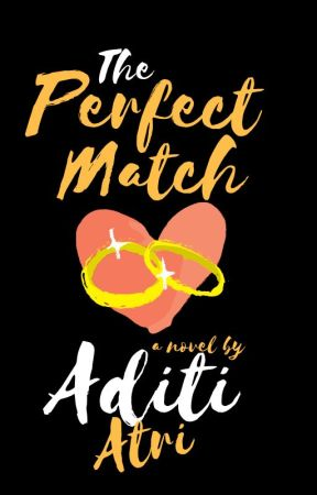 The Perfect Match by silver_wings07