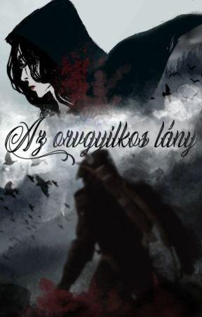 Az orvgyilkos lány by 999Nothing666
