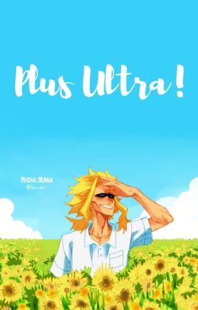 Plus Ultra! [BNHA x Reader Oneshots] - [ pens / izuku