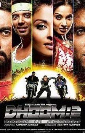 The story of dhoom 2 - Wattpad