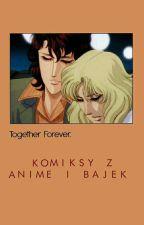 Komiksy : Anime i bajek  || TŁUMACZENIE PL || by PsychoTochi